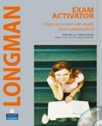 Longman Exam Activator SB & 2 Audio CDs Pack